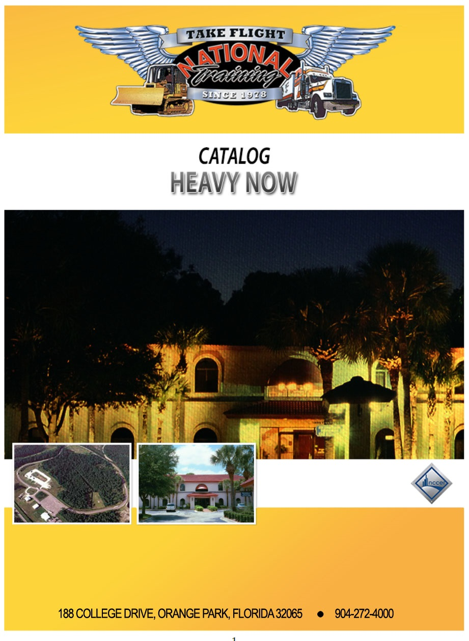 2016 Heavy Now Catalog Cover