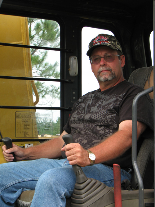 Kenneth Soileau | Excavator Operator | Heavy Equipment Operator School