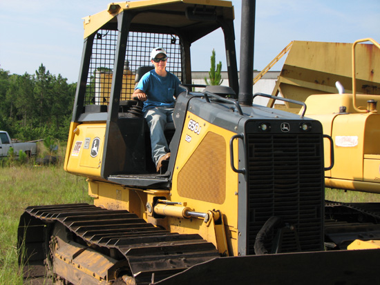 Linda Joyner | Bulldozer Operator | Heavy Equipment Operator School