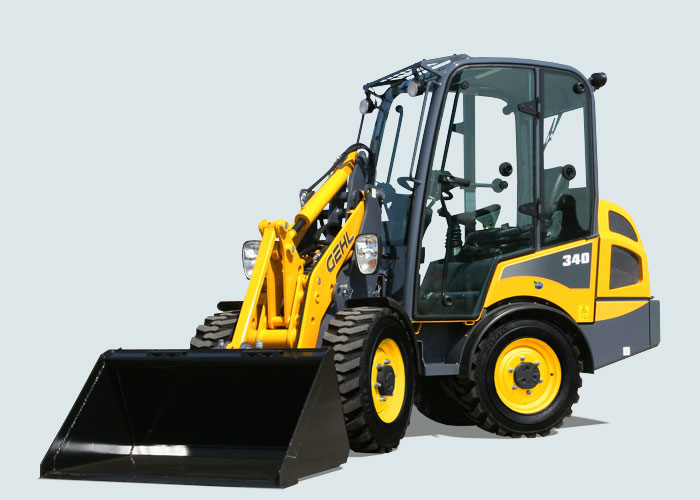 Articulated Loader | Heavy Equipment Operator School
