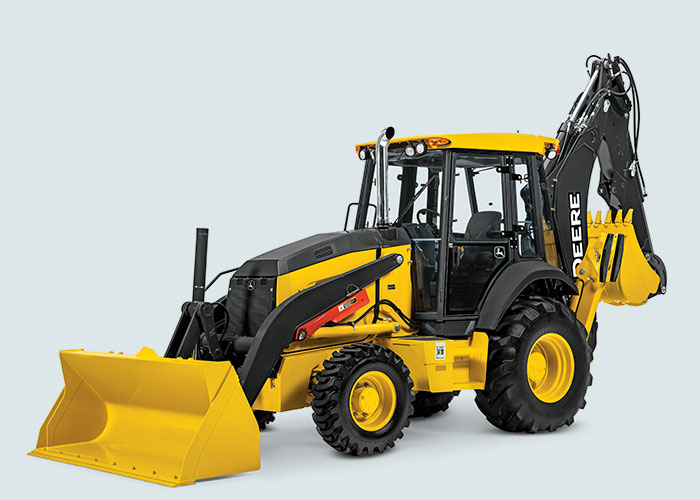 Tractor/Loader - Backhoe | Heavy Equipment Operator School
