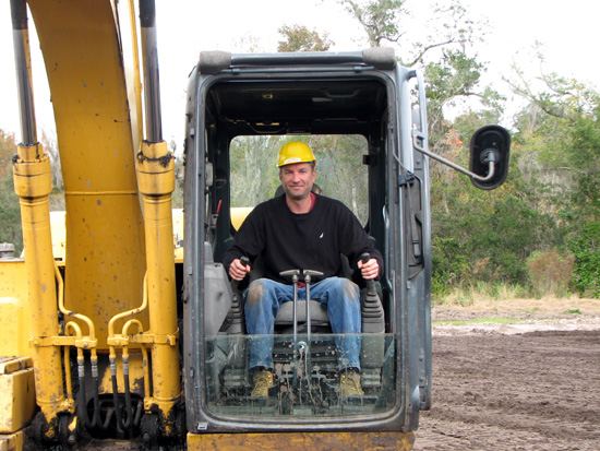 Christopher Kochis | Excavator Operator | Heavy Equipment Operator School