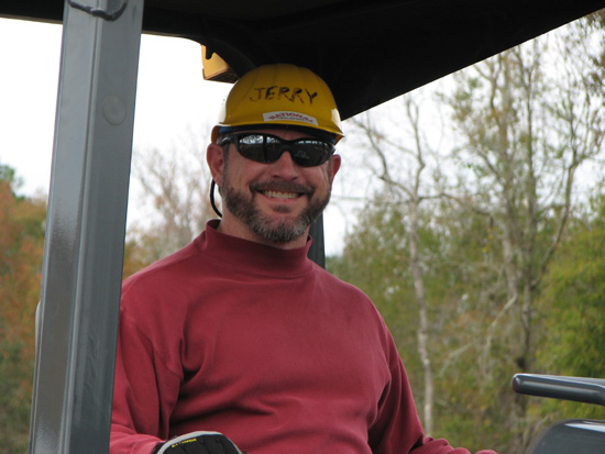 Jerry Keach | Excavator Operator | Heavy Equipment Operator School